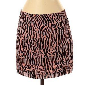 A/X Armani Exchange Animal Print skirt